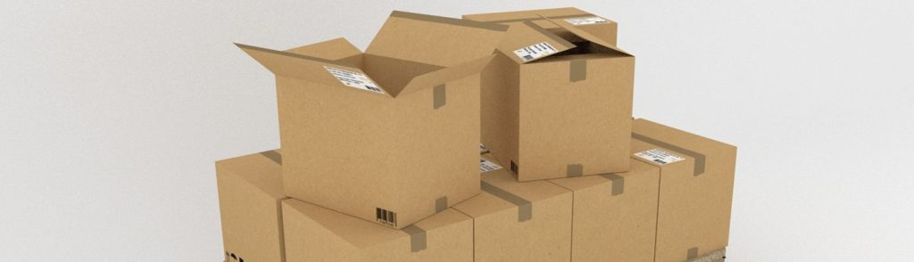 boxes for moving home